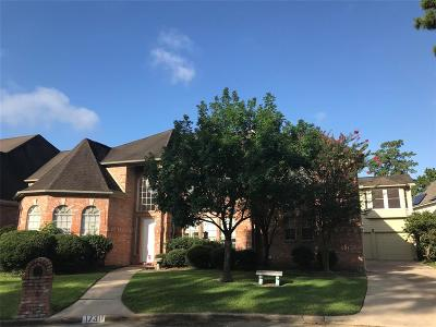 Spring Single Family Home For Sale: 17311 De Chirico Circle