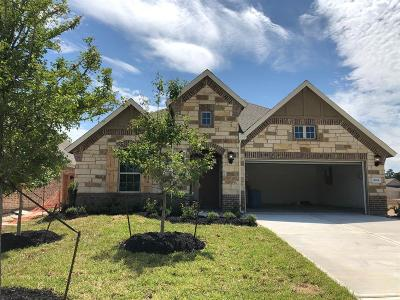 Conroe Single Family Home For Sale: 1624 Breezewood Drive