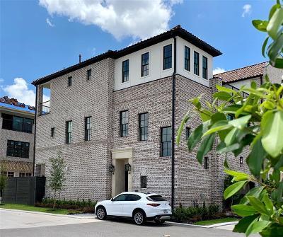 Houston Single Family Home For Sale: 1223 Castellina Lane
