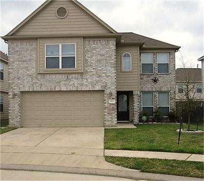 Katy TX Single Family Home For Sale: $176,800
