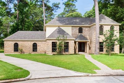 Tomball Single Family Home For Sale: 24003 Doverwick Drive
