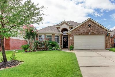 Tomball Single Family Home For Sale: 8114 Cove Timbers Lane