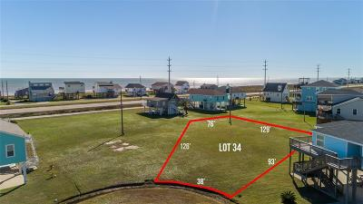 Galveston Residential Lots & Land For Sale: Lot 34 Temprano Drive