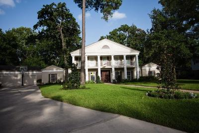 Houston Single Family Home For Sale: 303 Kickerillo Drive
