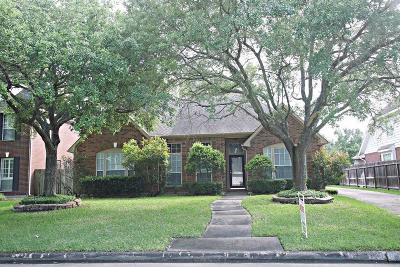 Houston Single Family Home For Sale: 19311 Indian Hawthorn Drive