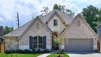 Humble Single Family Home For Sale: 16622 Whiteoak Canyon Drive