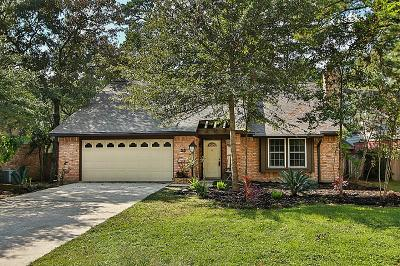 The Woodlands Single Family Home For Sale: 25 Maywind Court