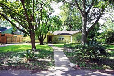 Bellaire Single Family Home For Sale: 5217 Palmetto Street