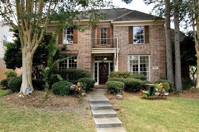 Kingwood Single Family Home For Sale: 6419 Gladehill Drive