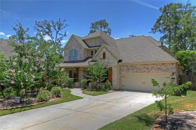 The Woodlands Single Family Home For Sale: 7 Pebble Cove Ct Court