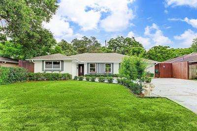 Galveston County, Harris County Single Family Home For Sale: 9631 Beverlyhill Street