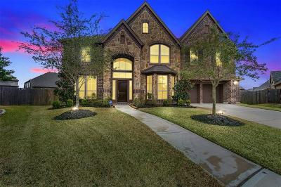 Pearland Single Family Home For Sale: 13302 Jasmine Peak Court