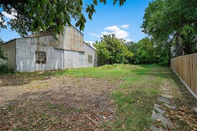 Houston Residential Lots & Land For Sale: 611 Sampson Street