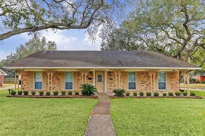 Houston Single Family Home For Sale: 6031 Cerritos Drive