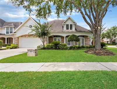 Sugar Land Single Family Home For Sale: 5022 Collingwood Court