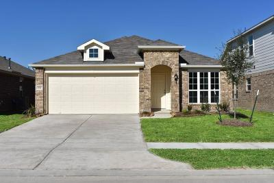 Humble Single Family Home For Sale: 2711 Cold River Drive