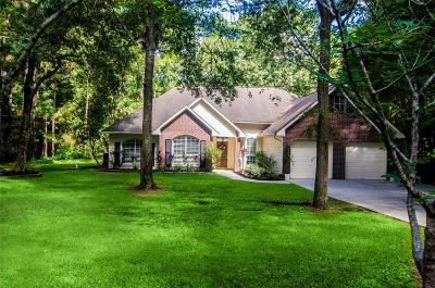 Conroe Single Family Home For Sale: 2405 Chantilly Lane