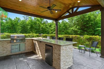 The Woodlands Single Family Home For Sale: 3 Pirouette Place