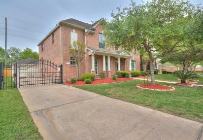 Pearland Single Family Home For Sale: 9205 Sunbonnet Drive