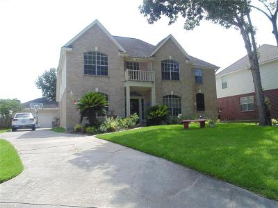 Kingwood Single Family Home For Sale: 4618 Cardinal Brook Way N