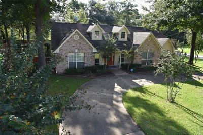 Spring Single Family Home For Sale: 21715 Greengate Drive