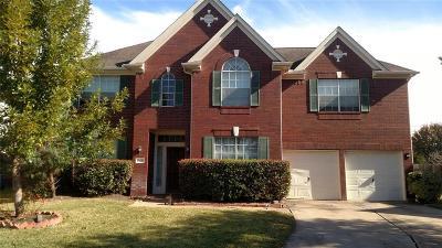Missouri City Single Family Home For Sale: 16106 Morgan Run