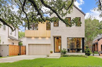 West University Place Single Family Home For Sale: 6542 Sewanee Avenue