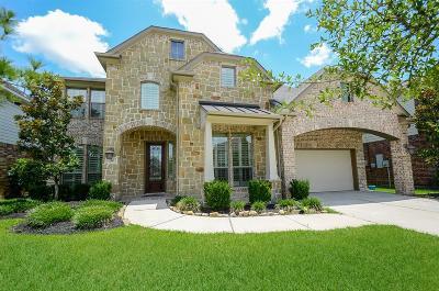 Rosenberg Single Family Home For Sale: 330 Honeysuckle Vine Drive
