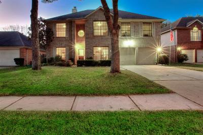 Single Family Home For Sale: 8207 Polished Stone Circle