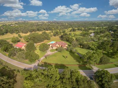 Fort Bend County Farm & Ranch For Sale: 4530 Pool Hill Road