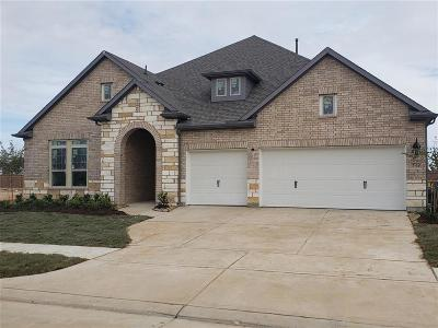 Katy Single Family Home For Sale: 2706 Coastal