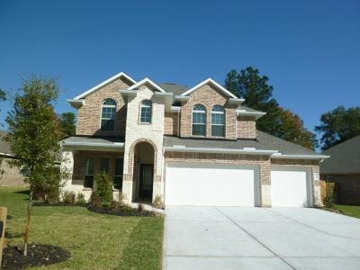 Montgomery Single Family Home For Sale: 2838 Lake Forest