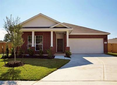 Spring Single Family Home For Sale: 5206 Clipper Hill Court
