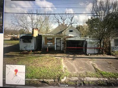 Houston Single Family Home For Sale: 3205 Ennis Street