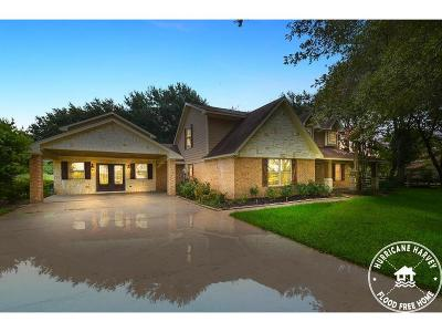 Katy Single Family Home For Sale: 10706 Gaston Road