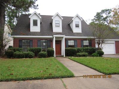 Single Family Home For Sale: 3806 Summer Lane