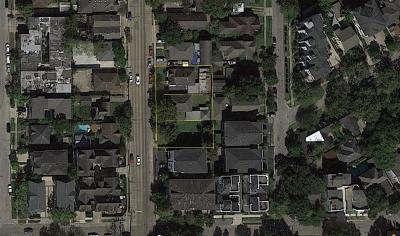 Houston Residential Lots & Land For Sale: 1801 Dunlavy Street