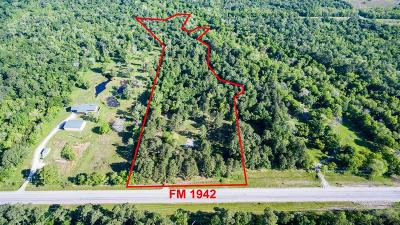 Baytown Residential Lots & Land For Sale: 7515 Fm 1942 Road