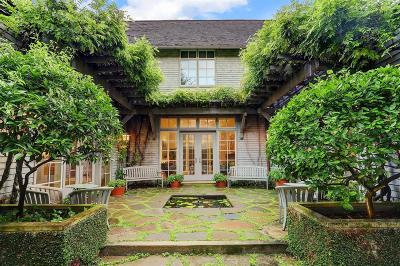 Houston Single Family Home For Sale: 2125 Troon Road