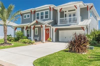 Texas City Single Family Home For Sale: 5229 Allen Cay Drive