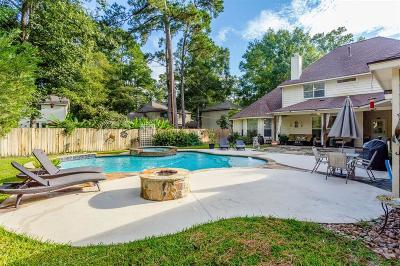 Conroe Single Family Home For Sale: 525 Beauregard Drive