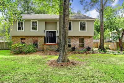 Humble Single Family Home For Sale: 2138 Parkdale Drive