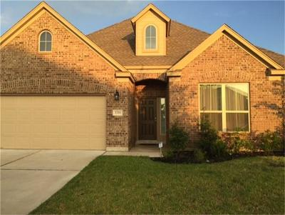 Rosenberg Single Family Home For Sale: 2711 Intrepid Trl