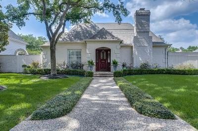 Houston Single Family Home For Sale: 15806 Fleetwood Oaks Drive