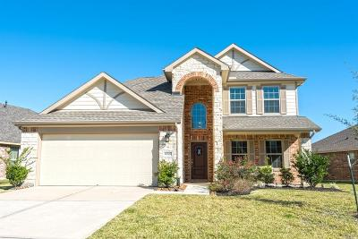 Katy Single Family Home For Sale: 20706 Cypress Rain Drive