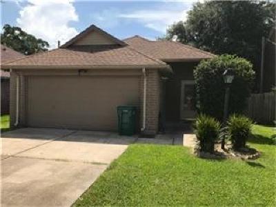 Seabrook Single Family Home For Sale: 4727 Hawthorne Street