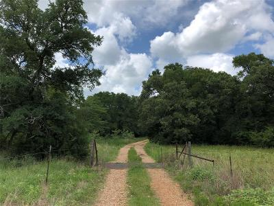 Lee County Country Home/Acreage For Sale: 0000 County Road 143
