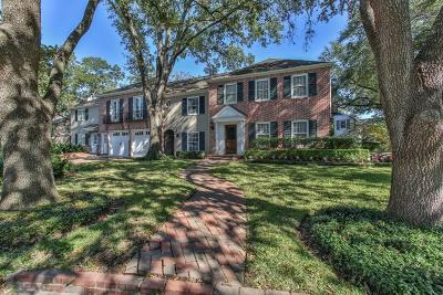 River Oaks Single Family Home For Sale: 2148 Looscan Lane