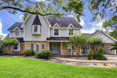 Missouri City Single Family Home For Sale: 3710 Kiamesha Drive