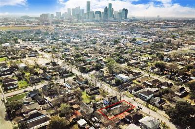 Houston Single Family Home For Sale: 2116 Fulton Street